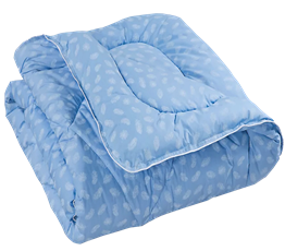 Премиум Одеяло Лебяжий пух 1.5 спальное 140х205