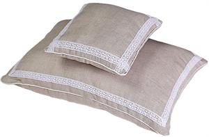 Подушка Кедровая пленка во льне