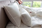 Правила ухода за пуховыми подушками