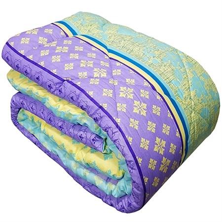 Одеяло ватное тяжелое Евро 200х220 см - фото 6536