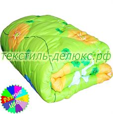 Одеяло холлофайбер  облегченное тёплое
