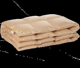Одеяло пуховое Люкс Belashoff 1.5 спальное 140х205